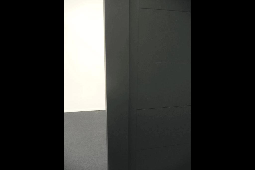 Vægafskærmning