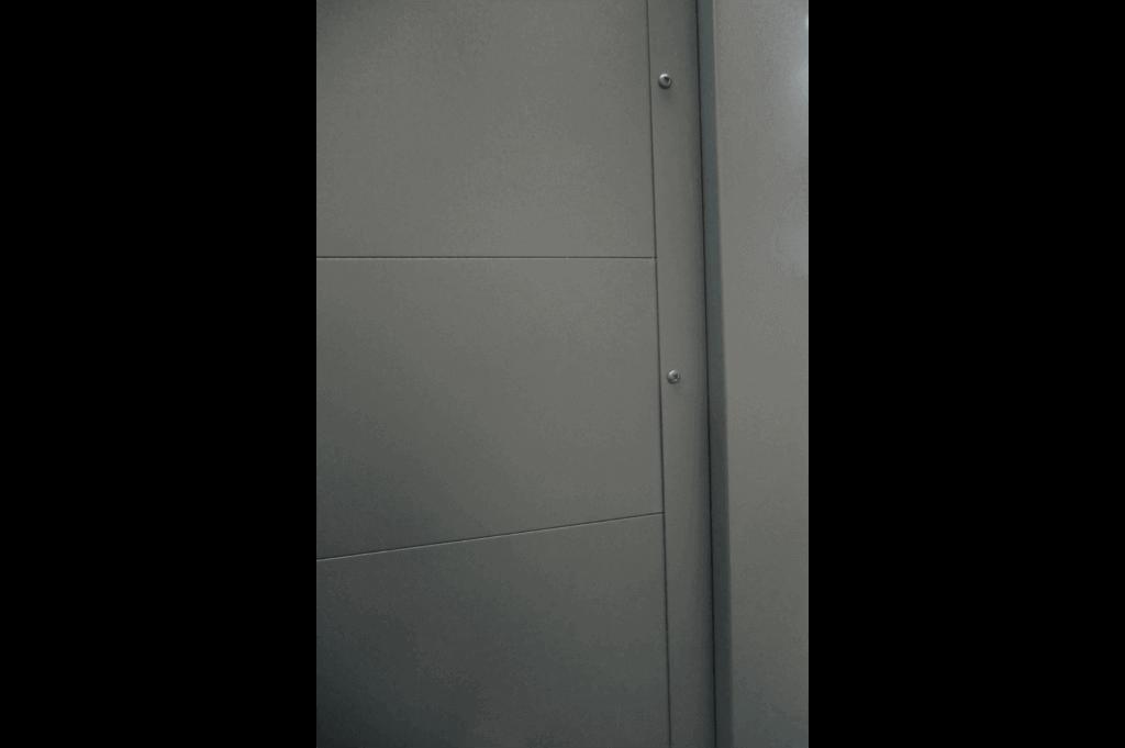 Vægafskærmning og læhegn